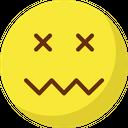 Celebrity Emoticon Face Icon