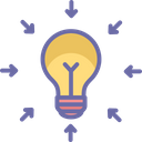 Central Idea Key Point Main Idea Icon
