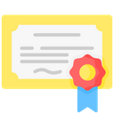 Cetificate Icon