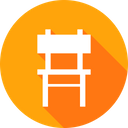 Chair Sittingbelongings Furniture Icon