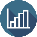 Chart Graph Analysis Icon