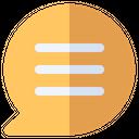 Chat Bubble Dialogue Icon