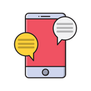 Discussion Chat Conversation Icon