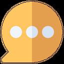 Chat Bubble Conversation Icon