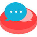 Educational Chat Message Icon