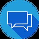 Chat Talk Conversation Icon