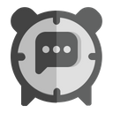 Chat Timer Icon