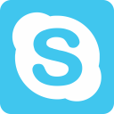 Skype Chatting Internet Icon