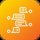 Chatting Icon