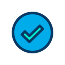 Approved Verified Verify Icon