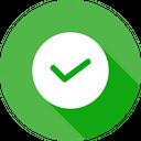 Check Verified Successful Icon