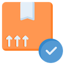 Checkbox Confirm Approved Icon