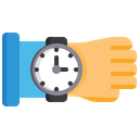 Checking time Icon