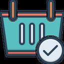 Checkout Shopping Basket Shopping Icon