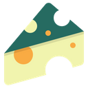 Cheese Food Healthy Food Icon
