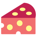 Cheese Food Meal Icon