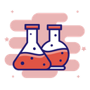 Test Laboratory Research Icon