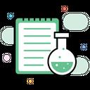 Chemistry Test Icon