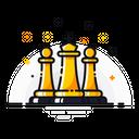 Chess King Game Icon