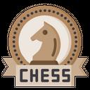 Chess Logo Chess Badge Badge Icon