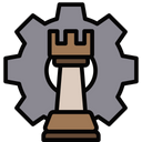 Chess planning Icon