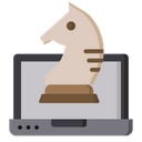 Chess Website Digital Chess Play Online Icon