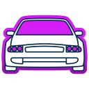 Chevrolet car Icon