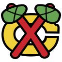 Chicago Blackhawks Company Icon