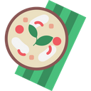 Chicken In Coconut Soup Icon