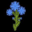 Wildflowers Plants Garden Icon