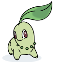 Chikorita Pokemon Bayleef Icon