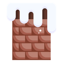 Chimney Architecture And City Living Room Icon