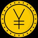 China Yuan Renminbi Icon