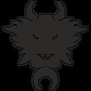 Chinese Dragon Icon