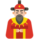 Chinese Emperor Emperor King Icon