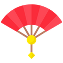 Chinese Fan Icon
