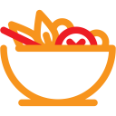 Chinese Food Bowl Icon