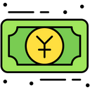 Chinese Yuan Currency Icon