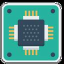 Chip Circuit Ic Icon