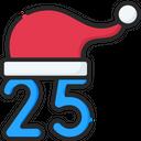 Christmas Cap Icon
