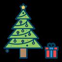 Christmas Tree Pine Icon