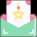 Christmas Invitation Icon