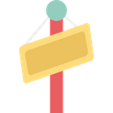 Christmas Pole Icon