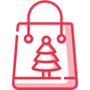 Christmas Shopping Icon