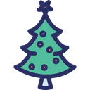 Christmas New Tree Icon