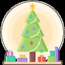 Christmas Winter Decoration Icon