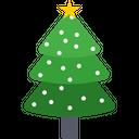 Pine Tree Fir Tree Christmas Tree Icon