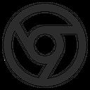 Chrome Google Logo Icon