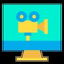 Cinema Monitor Icon