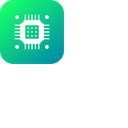 Circuit Chip Ic Icon